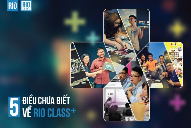 RA MẮT THE NEW RIO CLASS 2016