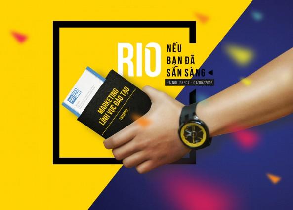 RIO tuyển dụng - Nhân sự Marketing lĩnh vực đào tạo