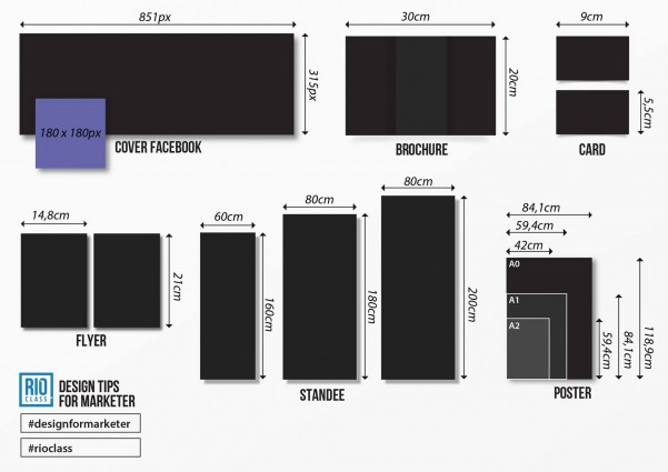[RIO Class - Design Tips] Lưu ý cần thiết về kích thước ấn phẩm truyền thông