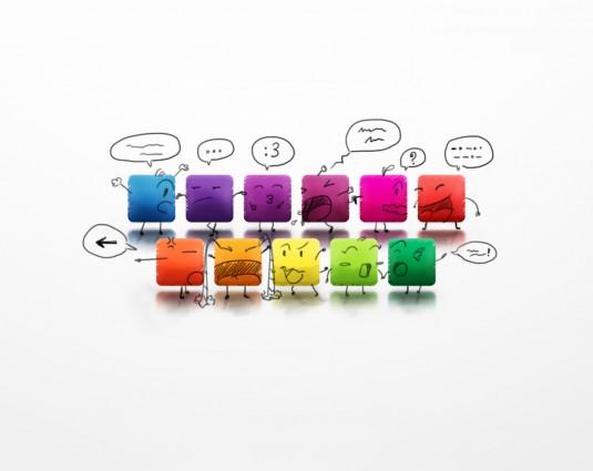 Màu sắc - Những kẻ lắm lời trong thiết kế truyền thông (Phần 1)